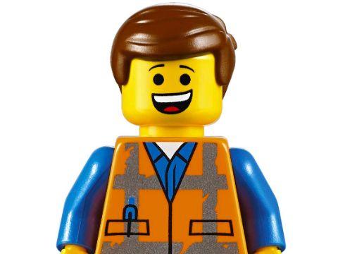 Emmet The Lego Movie 2/