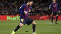 Lionel Messi dan Gonzalo Higuain Saingan di Lini Masa Pagi Ini