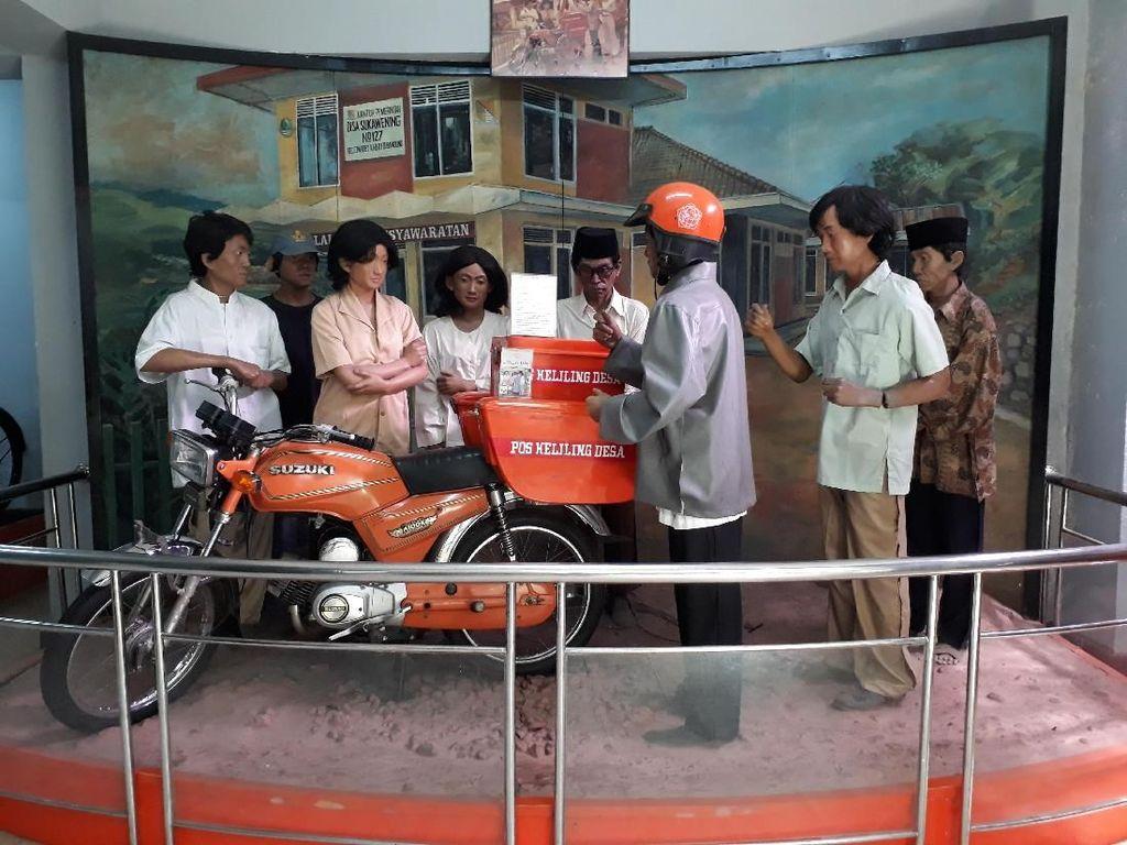 Wisata Sambil Nostalgia di Museum Pos Indonesia