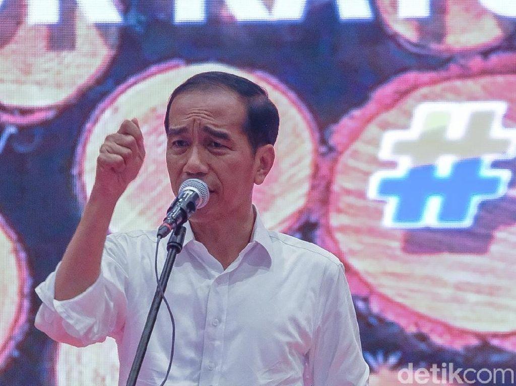 Video Jokowi Bela Sri Mulyani Soal Menteri Pencetak Utang