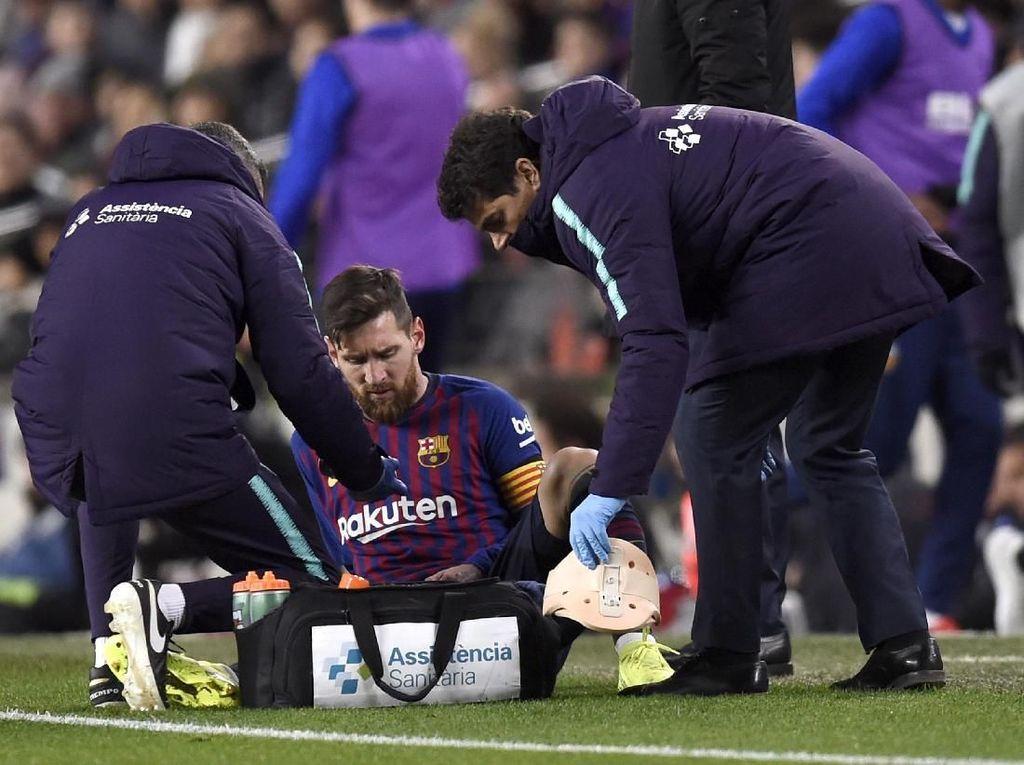 Messi Kenapa Lagi, Valverde?