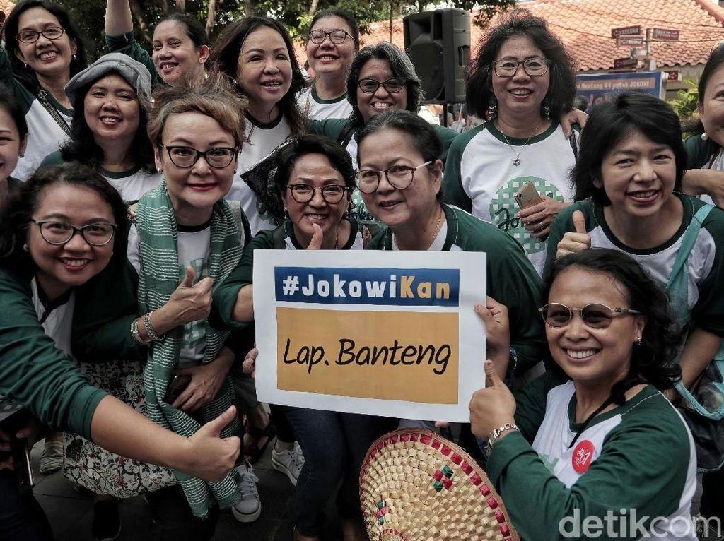 Alumni Menteng 64 Dukung Jokowi-Maruf Amin