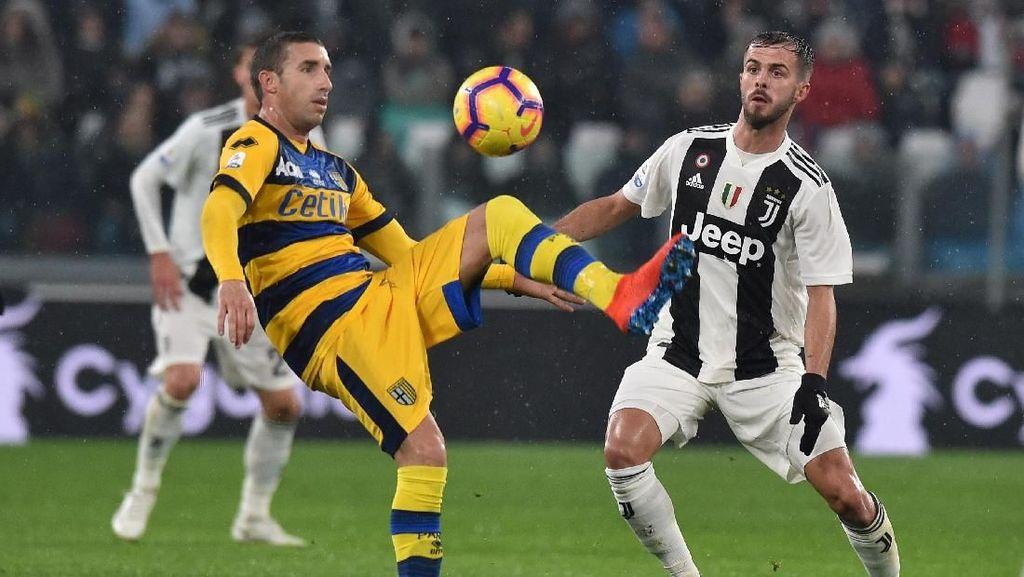Yuk Nikmati Drama 6 Gol di Duel Juventus Vs Parma