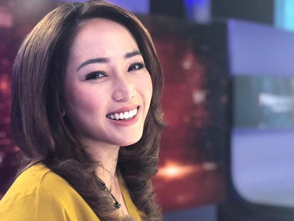 Tak Suka Makan Buah, Presenter Anisha Dasuki Punya Trik Penuhi Asupan Gizi