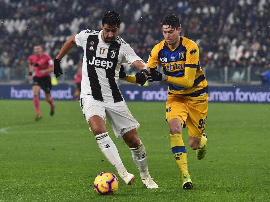 Juventus vs Parma dalam Drama Enam Gol