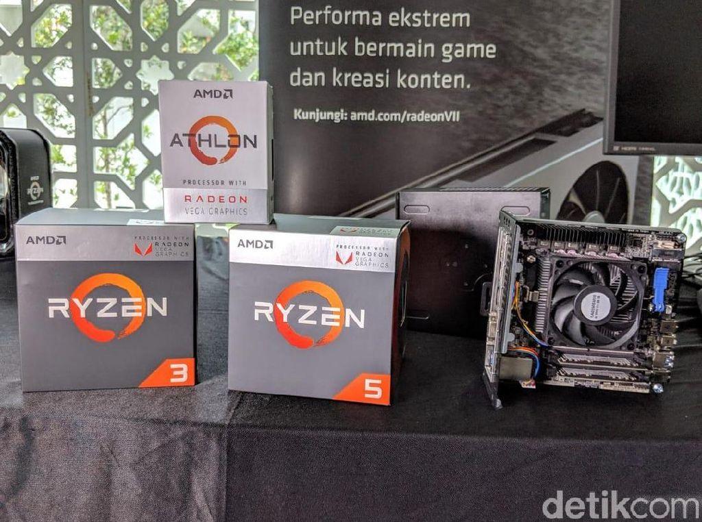Penampakan PC Mini Berotak AMD Seharga Rp 1 Jutaan