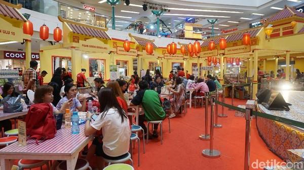 Ragam Kedai Legendaris Di Kawasan Glodok Hadir Di Festival Kuliner
