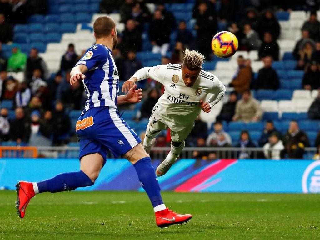 Hasil Liga Spanyol: Madrid Lumat Alaves 3-0
