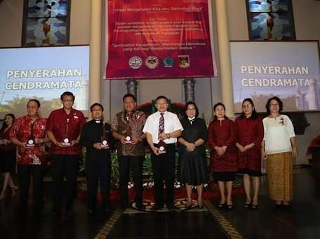 Gubernur Sulut Buka Sidang Gereja Terbesar di Sulawesi