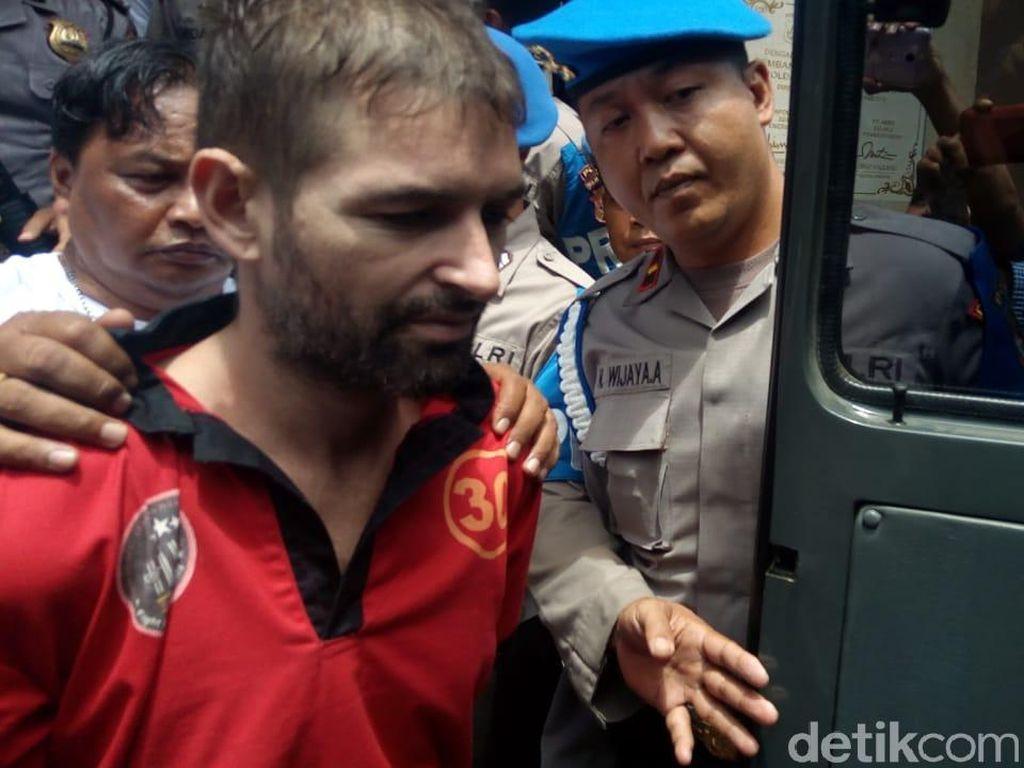 Terancam Hukuman Mati, WN Prancis Mafia Sabu Segera Disidang
