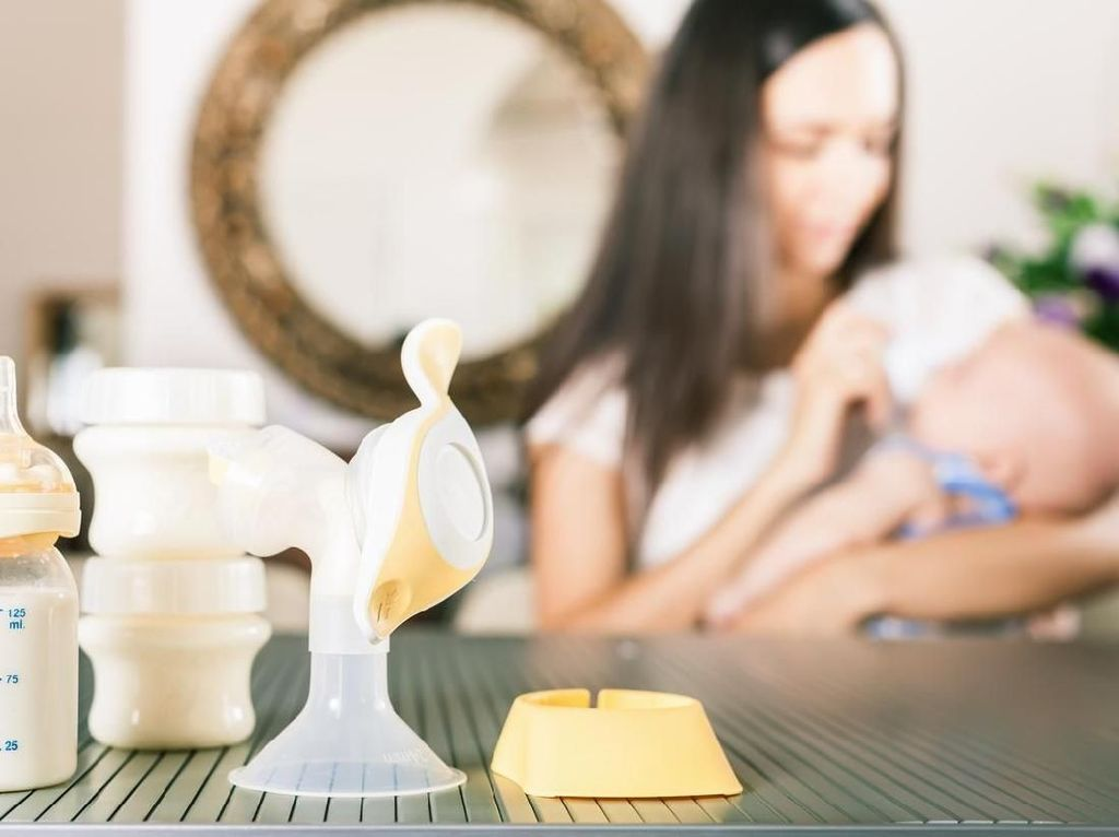 Manfaat yang Hilang Saat Bayi Diberi ASI Perah