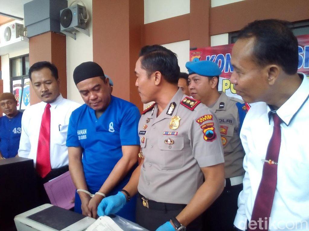 Polisi Kudus Tangkap Pemalsu Sertifikat Tanah hingga Surat Nikah