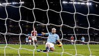 Aguero Mengaku Bikin Gol Pakai Tangan