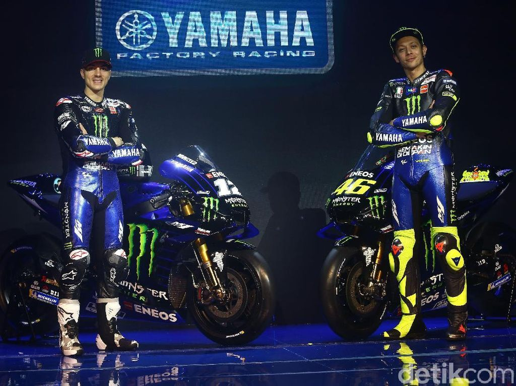 10 Tahun Desain MotoGP Yamaha, Mana Paling Keren?