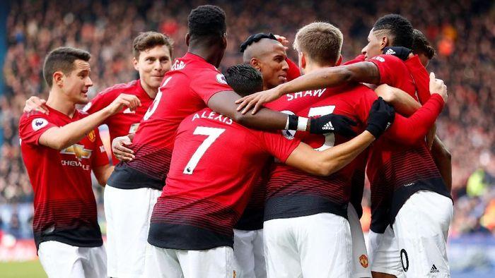 Manchester United akan menjadi penantang juara Liga Inggris musim depan (Reuters)