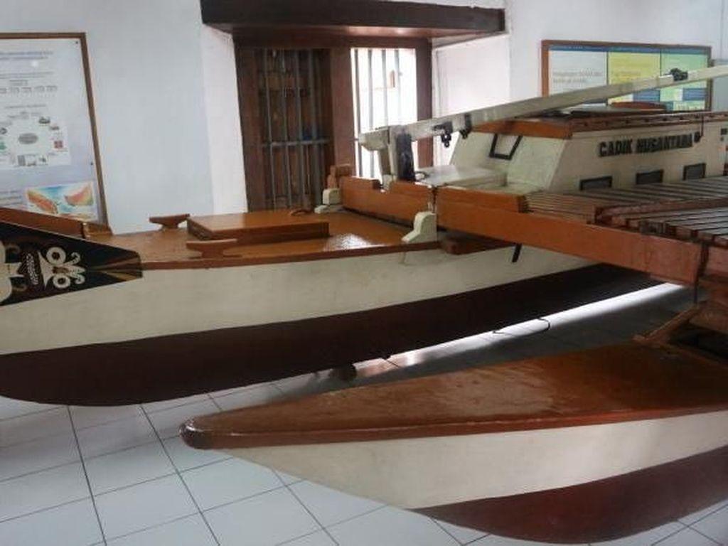 Kejayaan Maritim Indonesia Tersimpan di Museum Ini