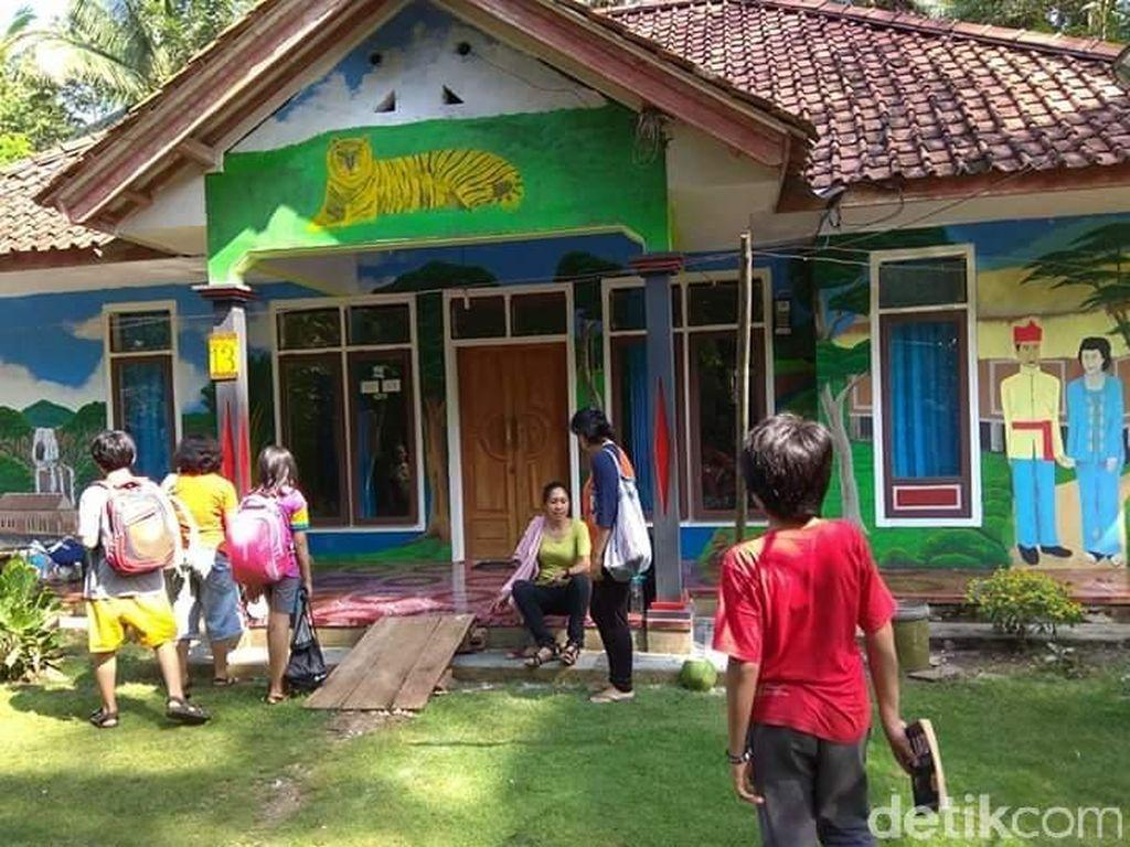Foto: Menginap Cuma Bayar Rp 50 Ribu di Pangandaran