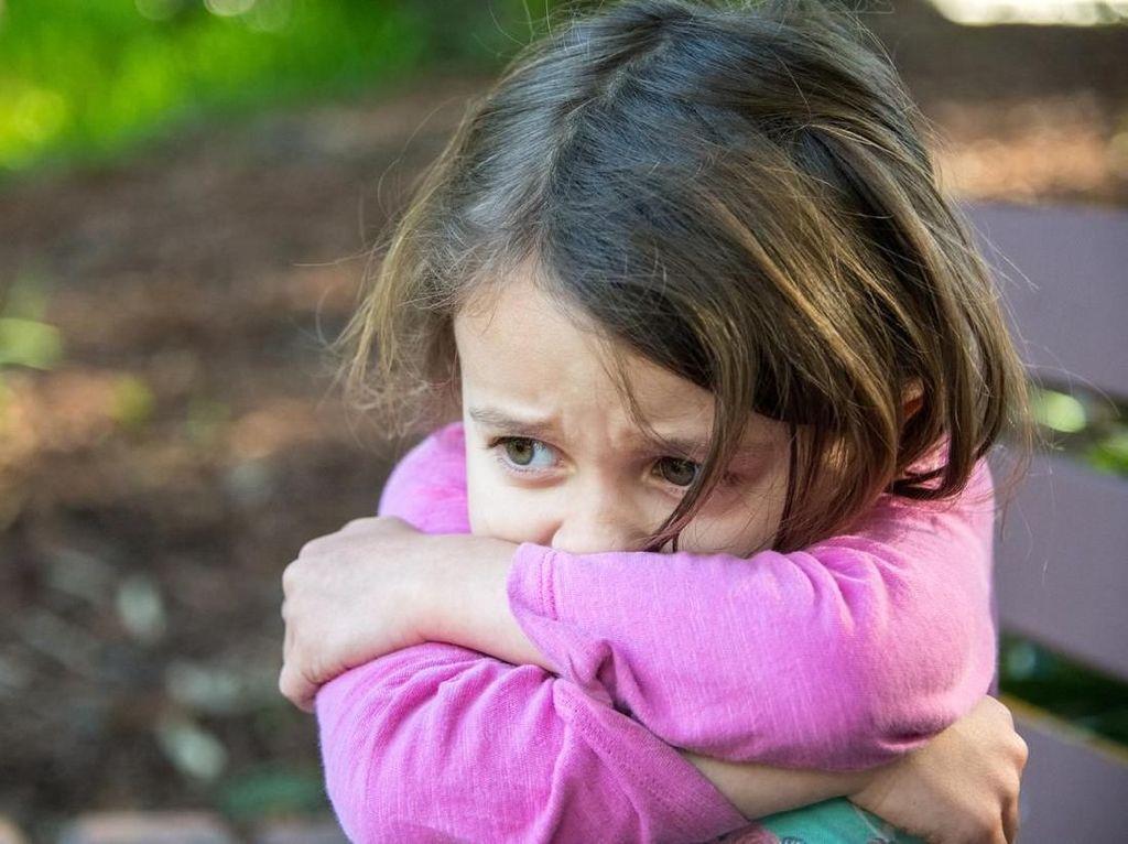 Cara Efektif Menghadapi Anak Super Sensitif