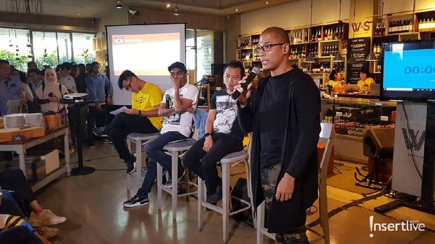 Marcel Siahaan, Anang Hermansyah & Glenn Fredly