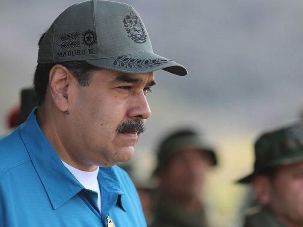 Jenderal Venezuela Serukan Militer Bangkit Melawan Presiden Maduro