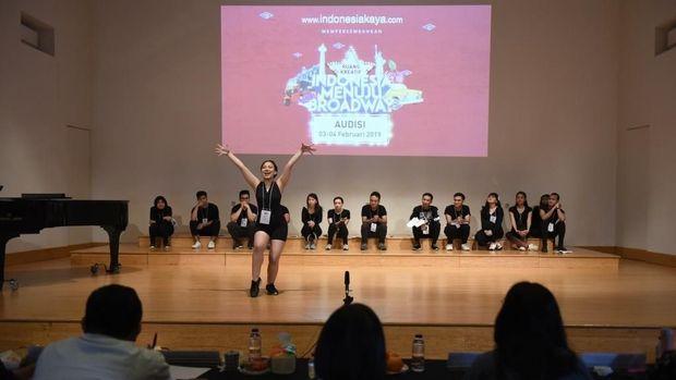 'Indonesia Menuju Broadway', Ide Kreatif Cari Seniman Muda di Panggung Musikal