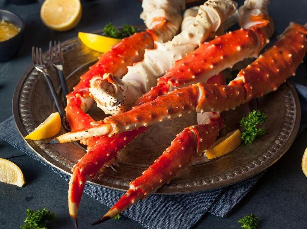 Mulai Macarons hingga Kepiting, Menu Mewah Imlek di Restoran Amerika