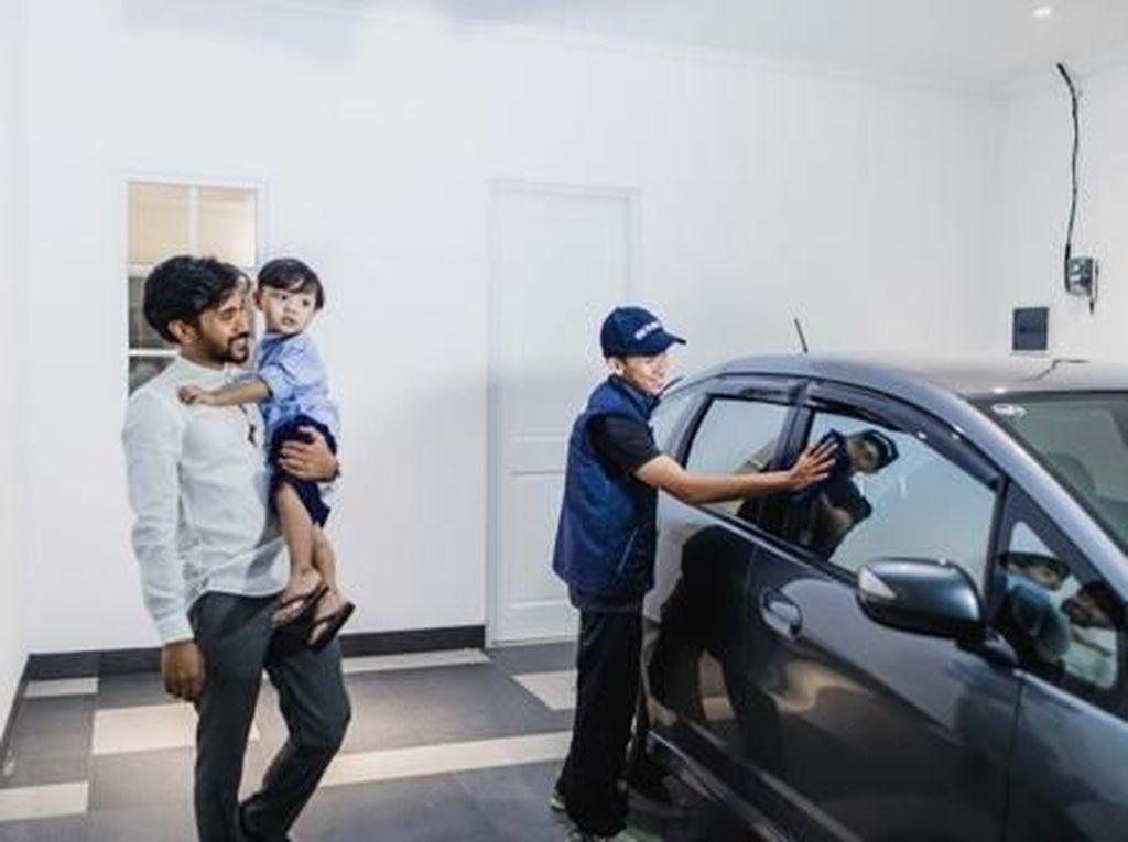 Harpitnas, Pengguna Go-Jek Suka Pakai Go-Life buat Cuci Mobil