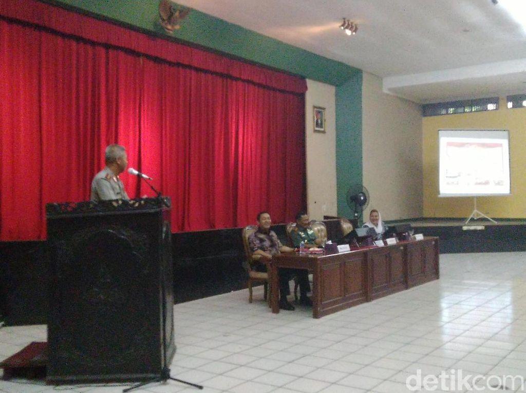 Polisi Kantongi Ciri dan Pola pelaku Pembakaran di Semarang