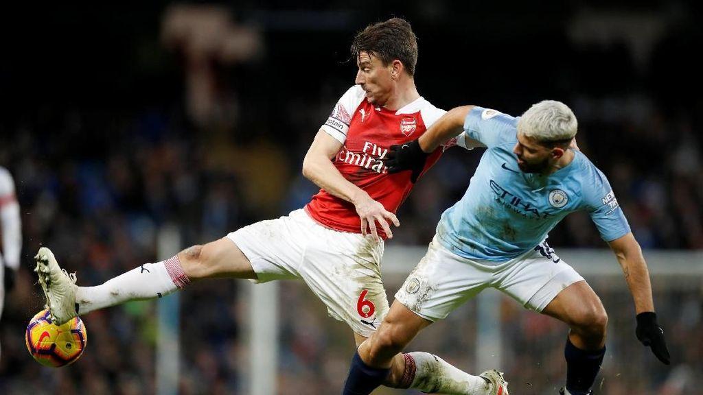 Momok Arsenal Bernama Aguero