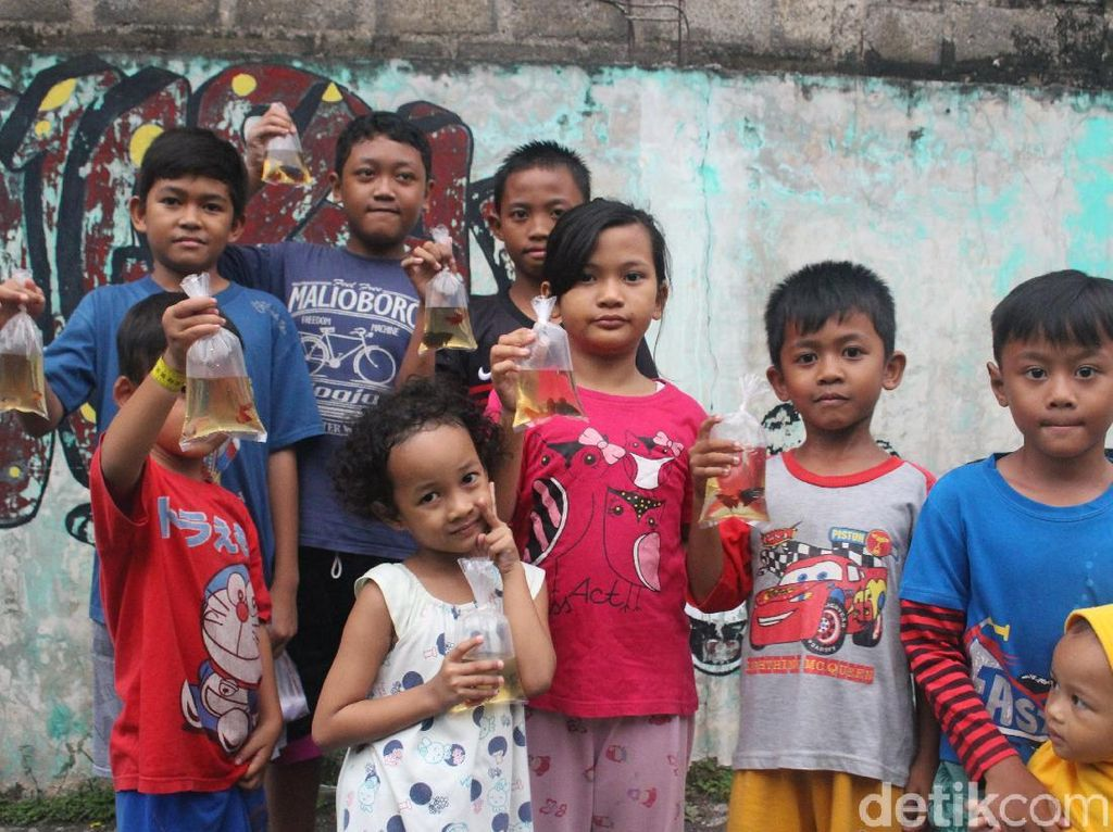 Ratusan Koleksi Ikan Cupang Dilepas untuk Tangkal DBD, Nggak Sayang Nih?