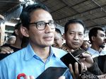 Jawab Walkot Semarang, Sandiaga Ingatkan Jalan Tol Milik Rakyat