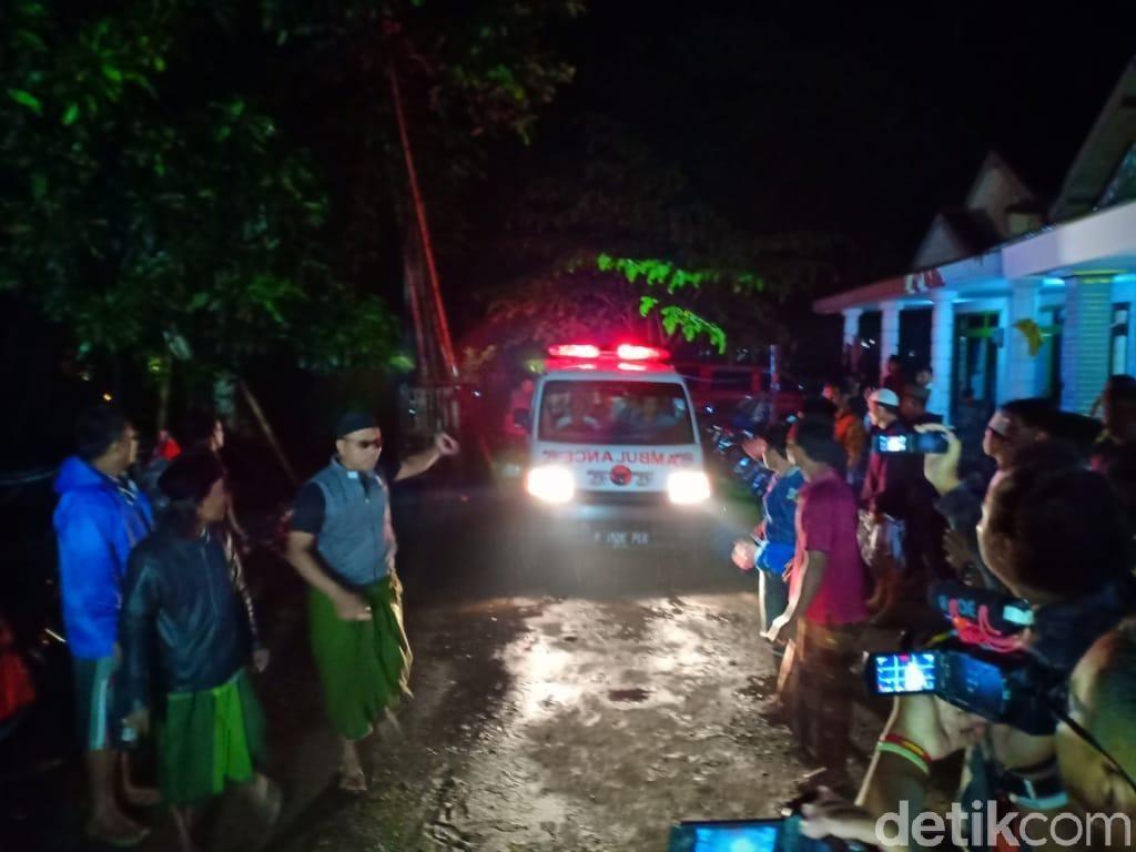 Tiba di Rumah Duka, Jenazah Pria yang Ditembak OTK Disambut Tangis