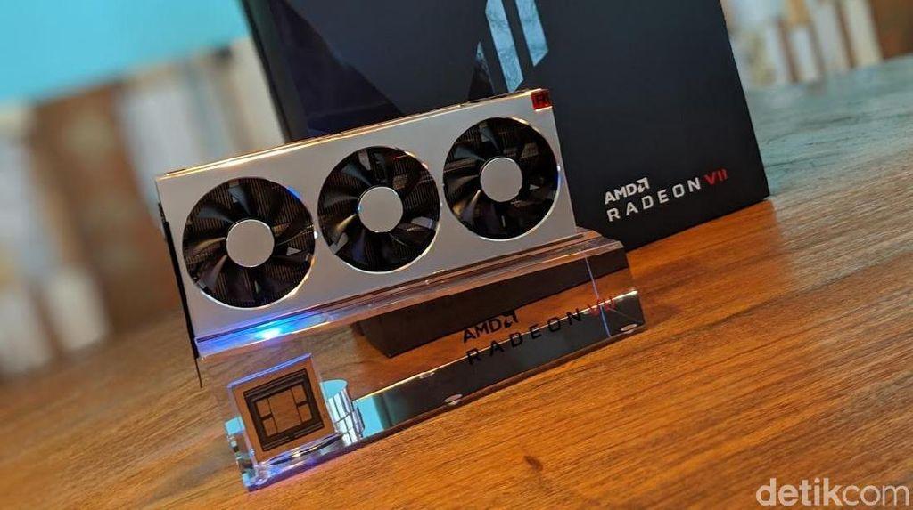 Unboxing AMD Radeon 7, Kartu Grafis Mumpuni untuk Gamer
