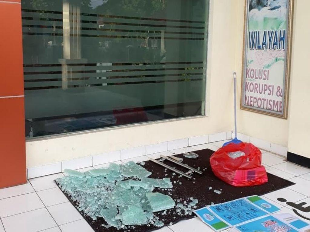 Polisi Amankan CCTV Terkait Dugaan Perusakan di PN Depok