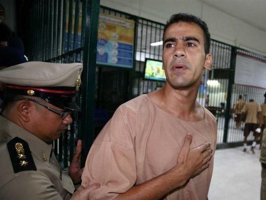 Pengadilan Bangkok Tolak Permohonan Bebas Hakeem AlAraibi