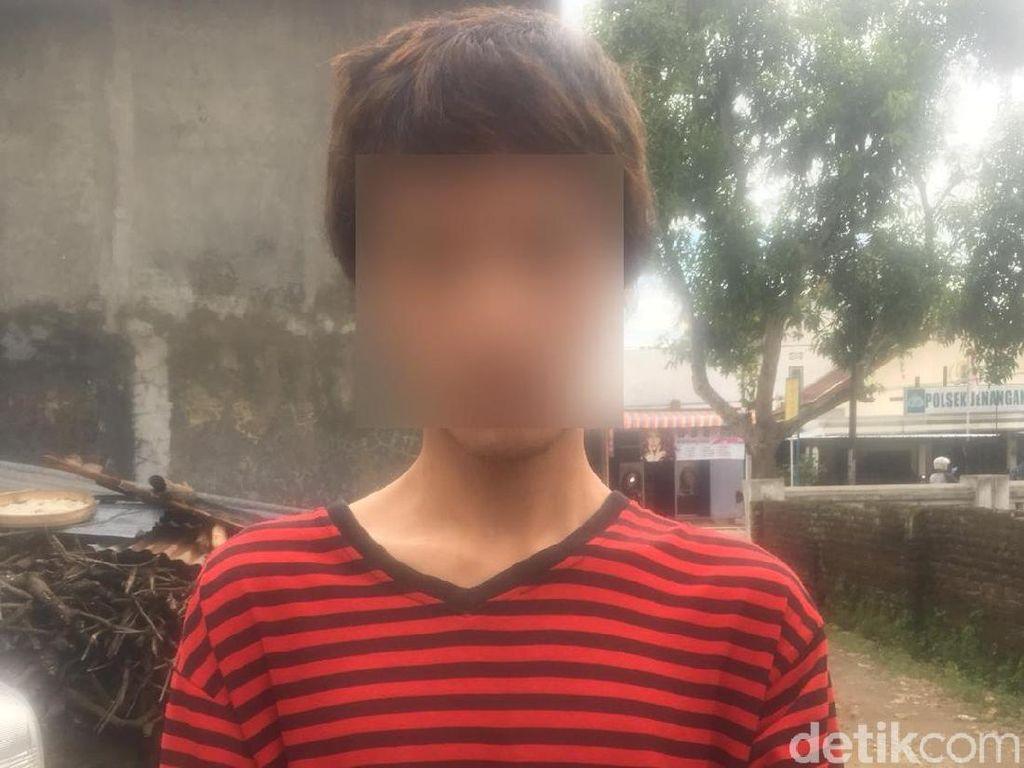 Pemuda Sakit Hati Penyebar Video Syur Sang Mantan Ditangkap