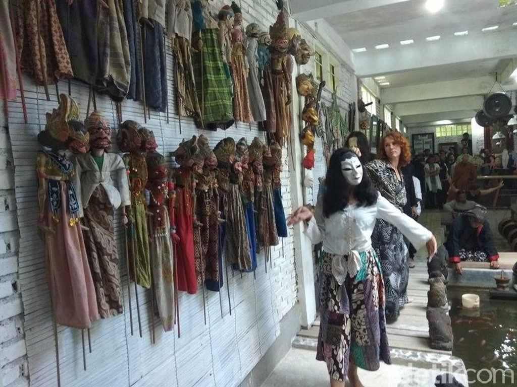 Foto Dibukanya Museum Baru di Magelang