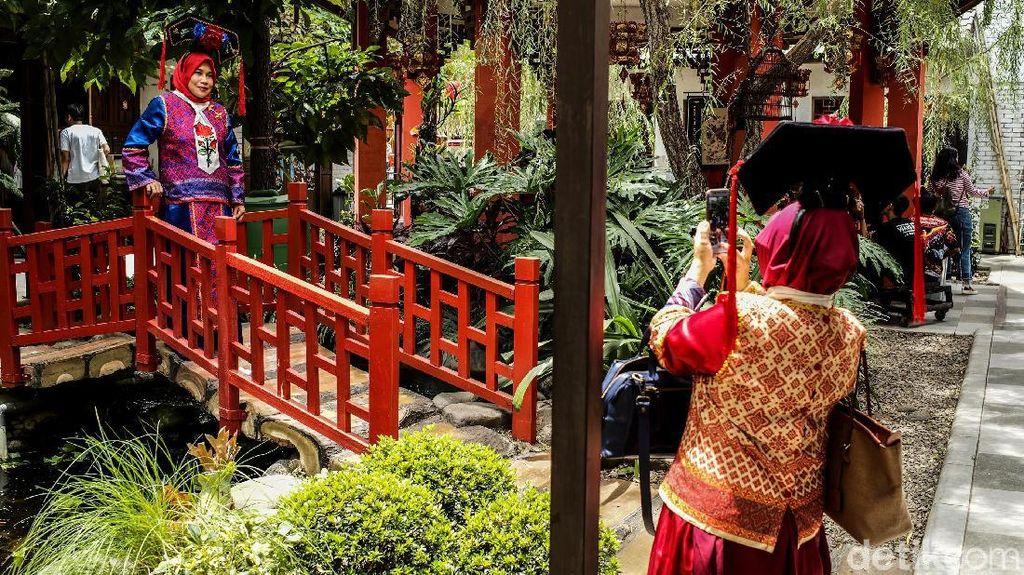Destinasi Wisata Bernuansa Tionghoa di Bandung
