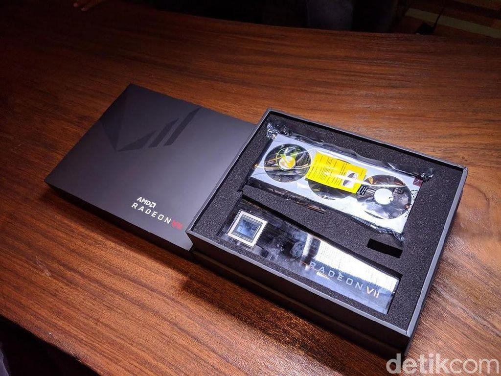 Gaming GPU 7 Nanometer Pertama di Dunia, AMD Radeon VII Bisa Apa?