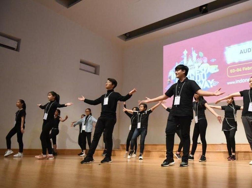 Ratusan Seniman Muda Ramaikan Indonesia Menuju Broadway