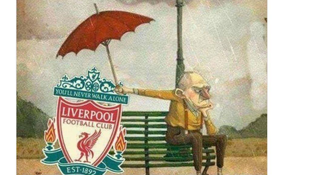 Liverpool Diserang Meme, Soal Gol Offside dan Peluang Juara