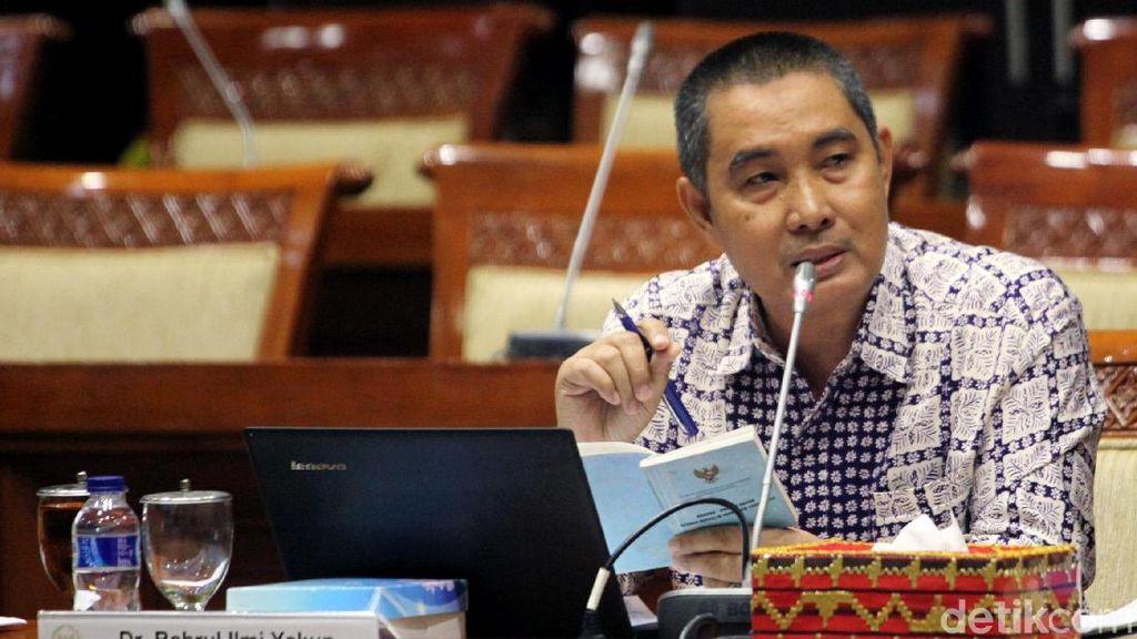 11 Calon Hakim Konstitusi Jalani Uji Kepatutan di DPR