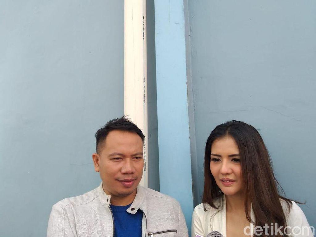 Ketahuan DM Model Seksi, Vicky Prasetyo Lamar Anggia Chan