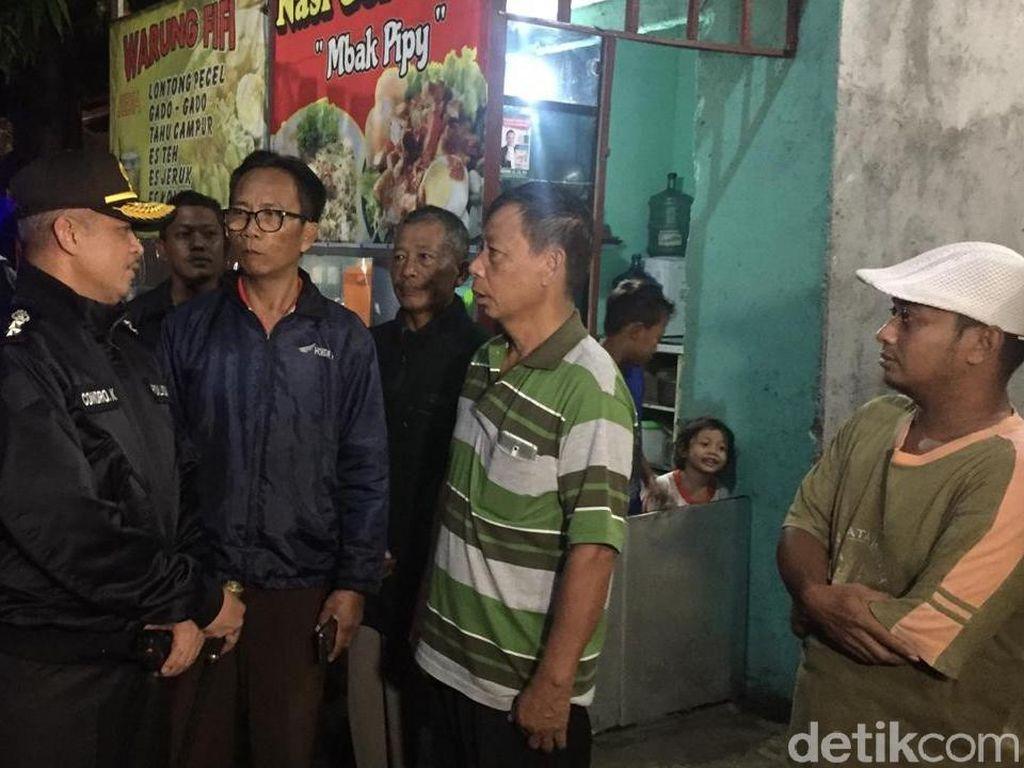 Marak Teror Pembakaran, Kapolda Jateng dan 728 Anggotanya Patroli Semalam