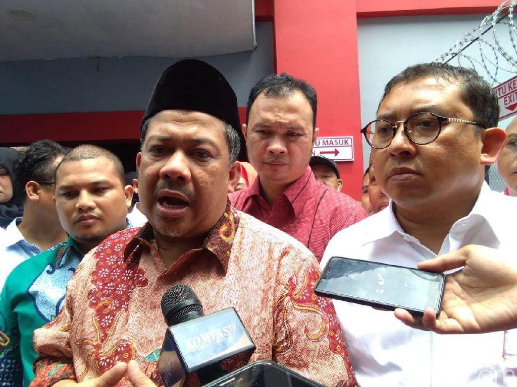 Cerita Fahri Hamzah Debat Jaksa yang Mau Bawa Dhani ke Surabaya