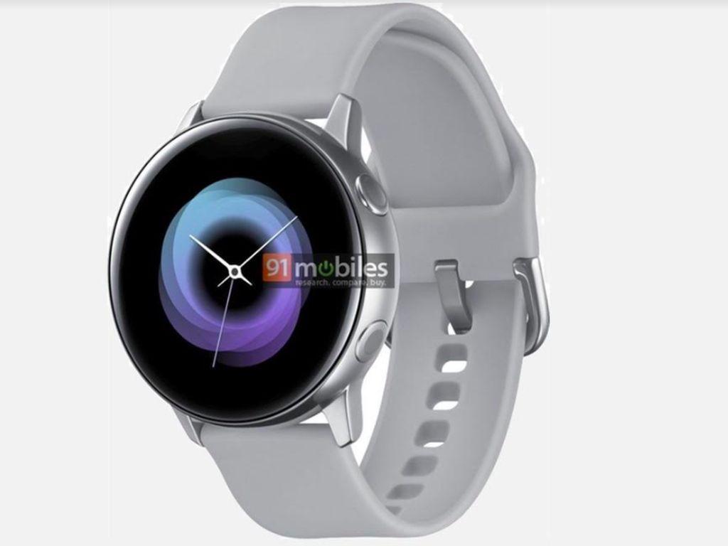Wujud Galaxy Sport, Calon Smartwatch Baru dari Samsung