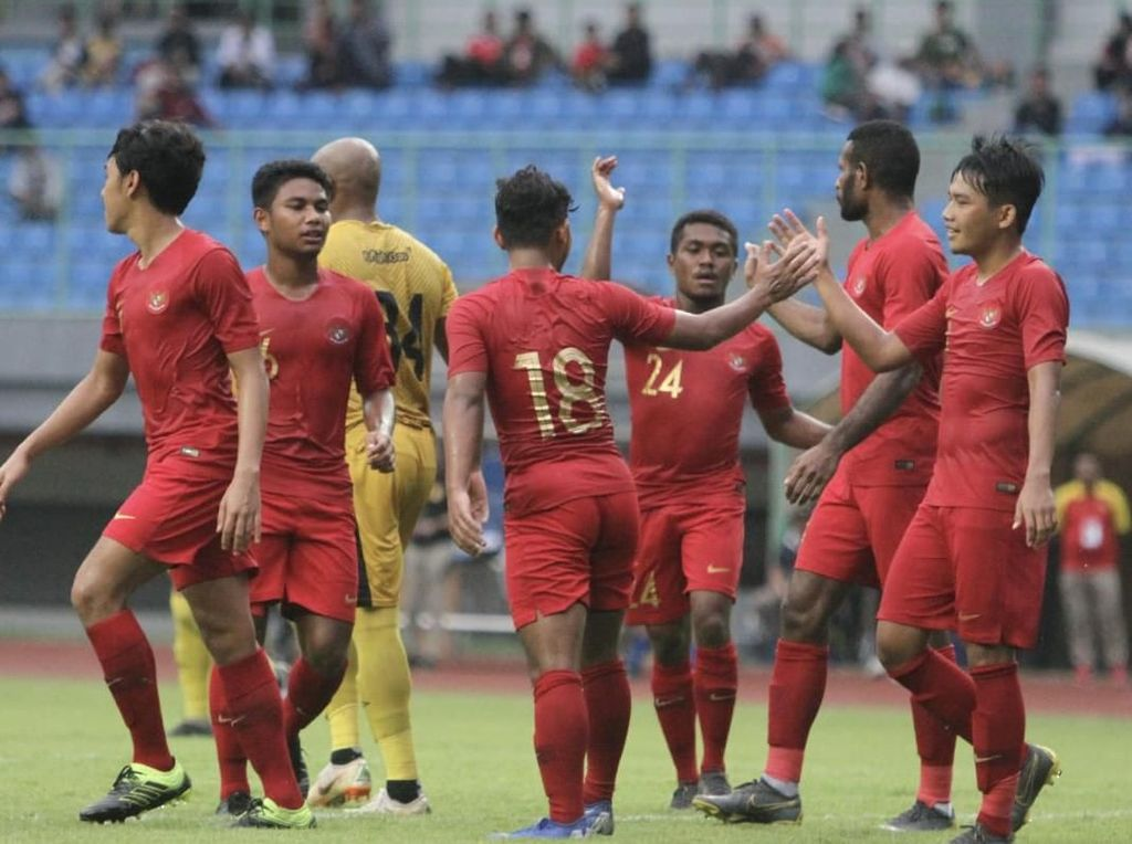 Hasil Uji Coba: Timnas Indonesia U-22 Imbangi Madura United 1-1