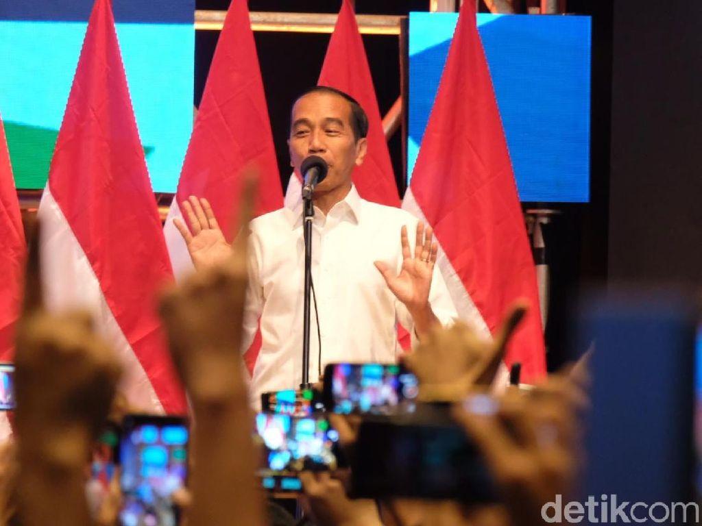 Jokowi: Saya Lihat Pangudi Luhur Bukan Asal Sandiaga Uno, tapi...