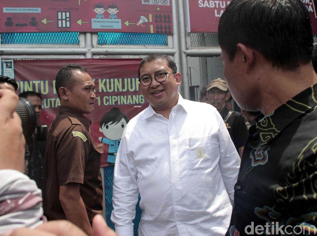 Disinggung Fadli Zon, Ini Momen Jokowi Dipatuk Mik