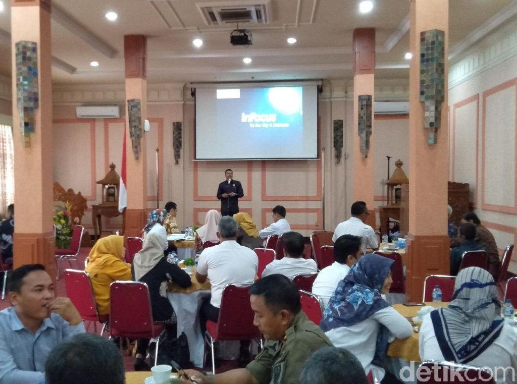 Selama 2019, Pemkot Cirebon Targetkan 2 Juta Wisatawan